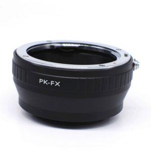 Adapter Pentax K (PK) – Fuji (Fujifilm) FX