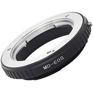Adapter Minolta MD - Canon EOS (EF)