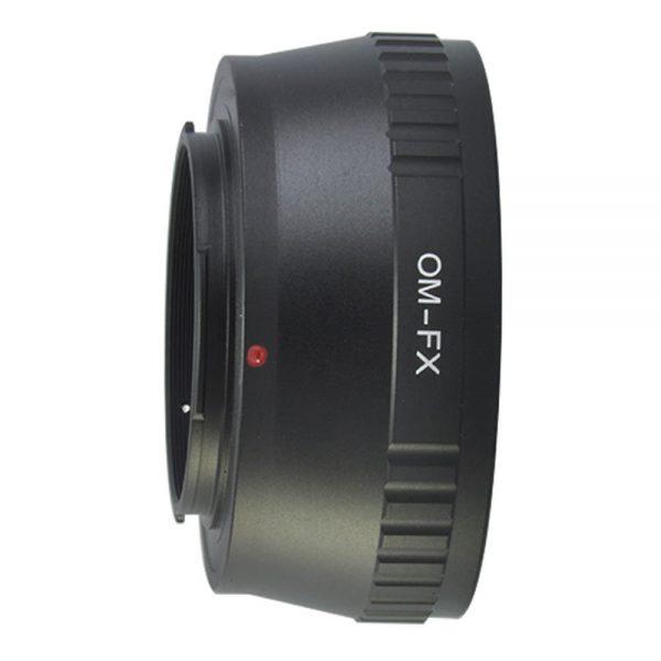 Adapter Olympus OM - Fuji (Fujifilm) FX