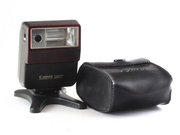 Canon Speedlite Flash 244T