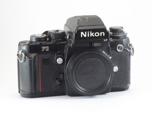 Nikon F3 HP (telo fotoaparata)
