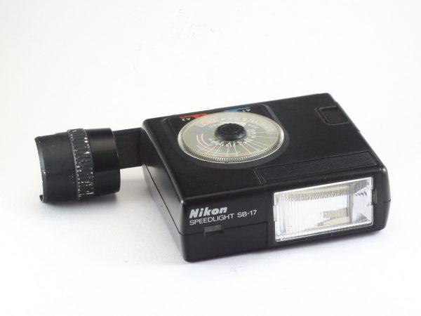 Nikon Speedlight SB-17 Flash I Nikon F3