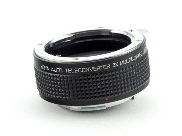 Hoya Teleconverter 2x Multicoated Pentax PK
