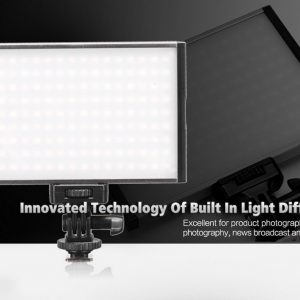 TOLIFO PT-15B PRO LED FOTO VIDEO