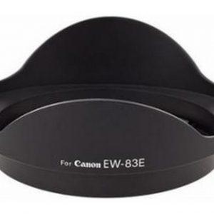 Canon EW-83E Lens Hood Zamenska zonerica Canon EF 16-35mm f/2.8L USM Canon 17-40mm f/4L Canon EF-S 10-22mm f/3.5-4.5