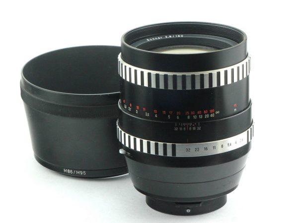 Carl Zeiss Sonnar 180mm f/2.8 Pentacon Six / P6 / Kiev 60