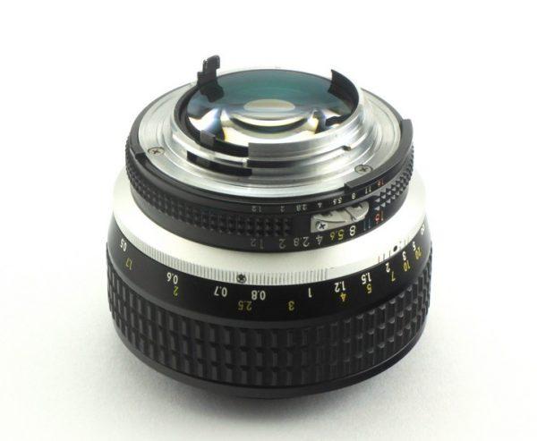 Nikon NOCT NIKKOR AIS 58mm f/1.2 lens I MINT I TESTED