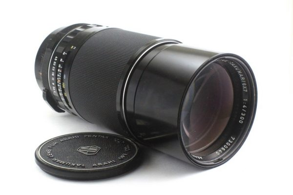 Pentax SMC Takumar 6x7 300mm f/4