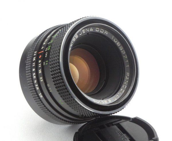 Carl-Zeiss-Jena-Pancolar-MC-50mm-f-1-8-Electric-M42