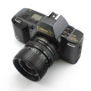Canon T-70 + 35-70mm f/3.5-4.5 FD