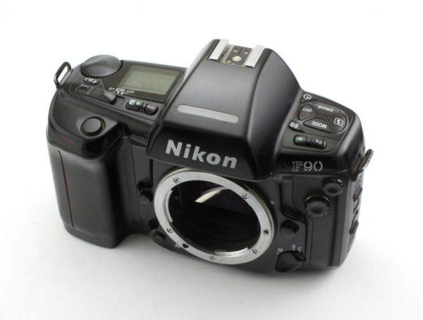 Nikon F-90