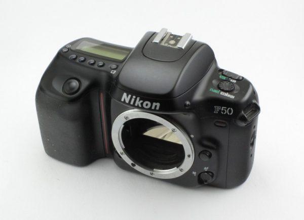 Nikon F-50 Black