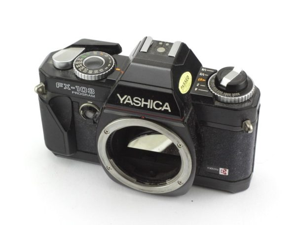 Yashica FX-103 Program
