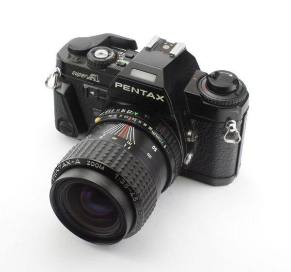 Pentax Super A + SMC Pentax A 35-70mm f/3.5-4.5