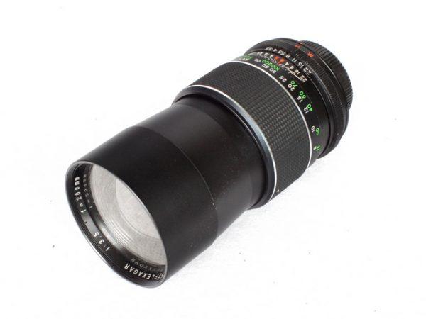 SUPER REFLEXAGAR 200MM F/3.5 M42