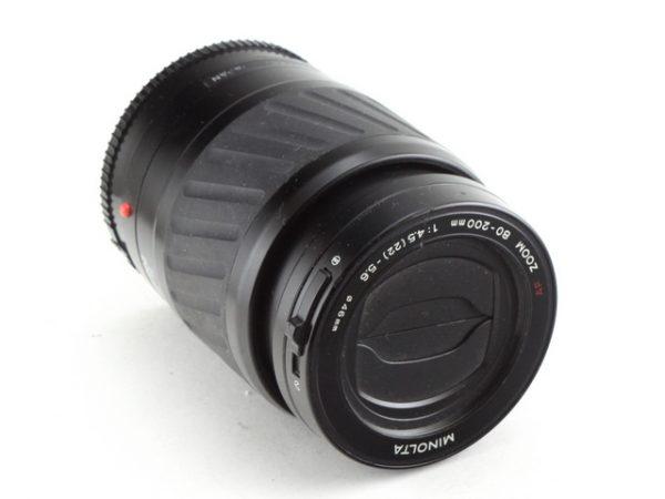 Minolta AF 80-200mm, 1:4.5-5.6 / Sony Alpha DSLR