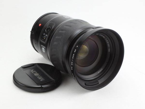 Minolta AF 35-200mm xi f/4.5-5.6 / Sony Alpha DSLR