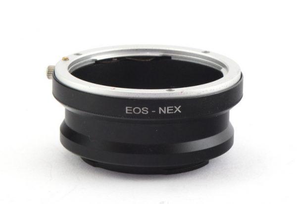 Adapter Canon EOS - Sony NEX (e mount)