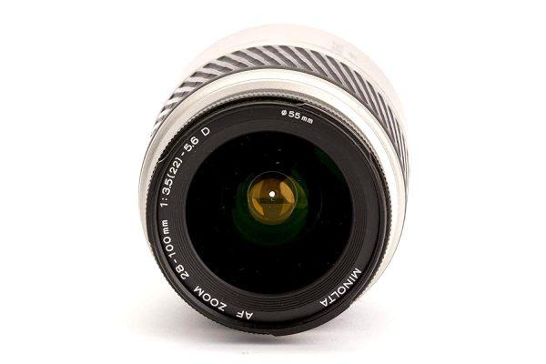Sony A / Minolta AF 28-100mm f3.5-5.