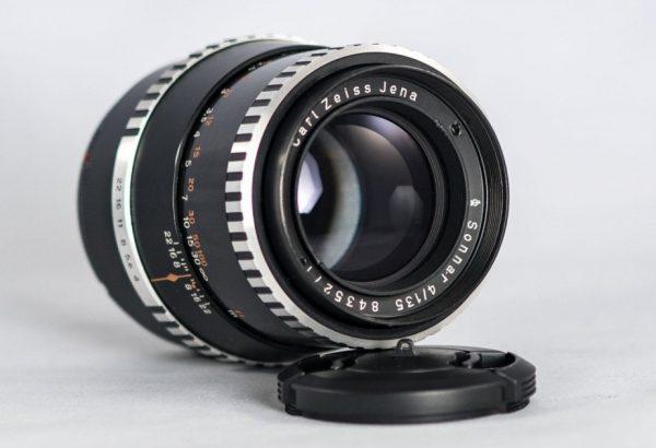 Carl-Zeiss-Jena-Sonnar-F4-135mm