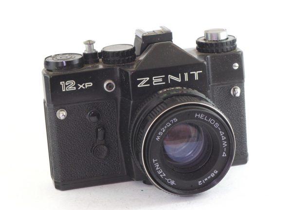 Zenit 12xp + Helios 44M-4 58mm f/2.0 M42