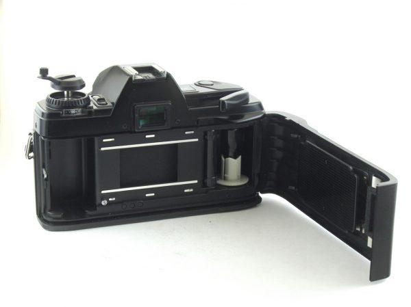 Minolta X-300s + Seagull - 1 1
