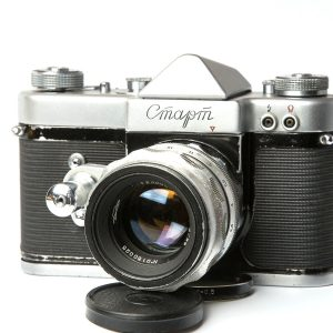 Start Camera + Helios 44 58mm f/2.0 SSSR