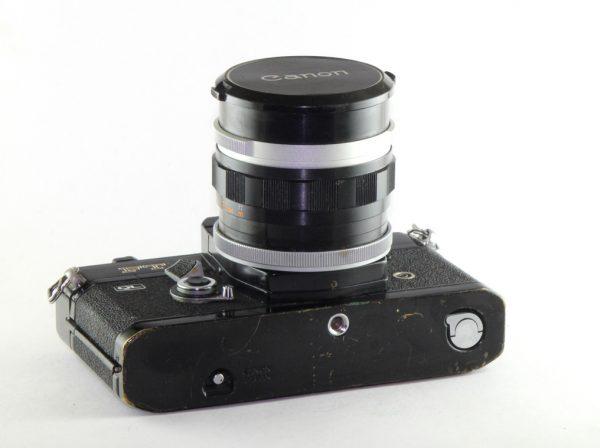 Canon FT (Black) + 50mm f/1,4 FL