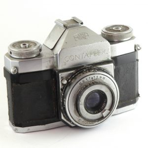 Contaflex I Carl Zeiss Tessar 45mm f/2,8