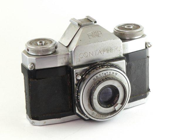 Contaflex I Carl Zeiss Tessar 45mm f/2,8
