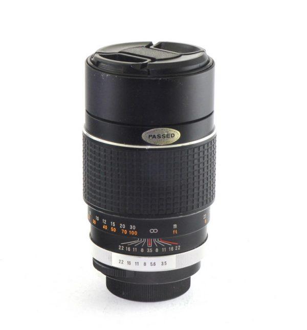 Hoya MC 200mm f/3.5 M42