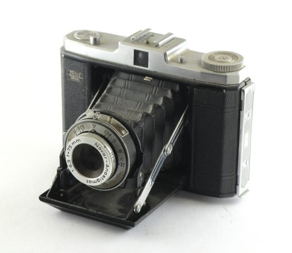 Zeiss Ikon Nettar Anastigmat 75mm f/6.3