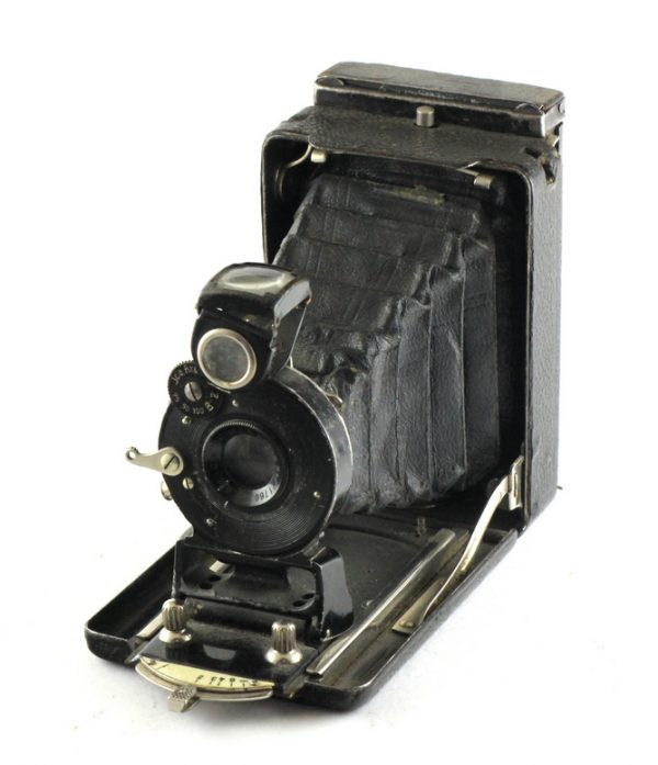 ICA AKT ges camera Helios 9cm f/8