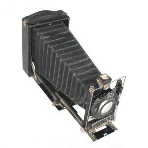 Plate Camera 9x12 Doppel Anastigmat Unifokal 16.5cm f/4.5