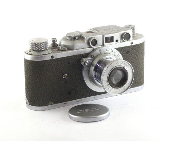 Fed Dzerzhinsky NKVD Camera 50mm f/3.5 (Leica copy)