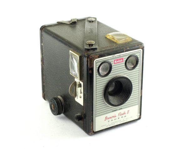 Kodak Brownie Flash II Box Camera