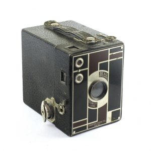 Kodak Beau Brownie Doublet Lens Canada