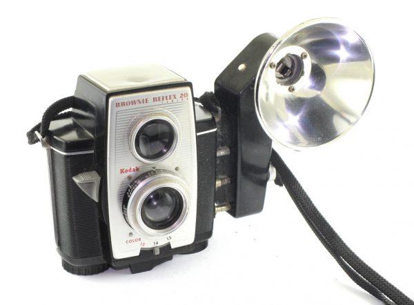Kodak Brownie Reflex 20 Camera