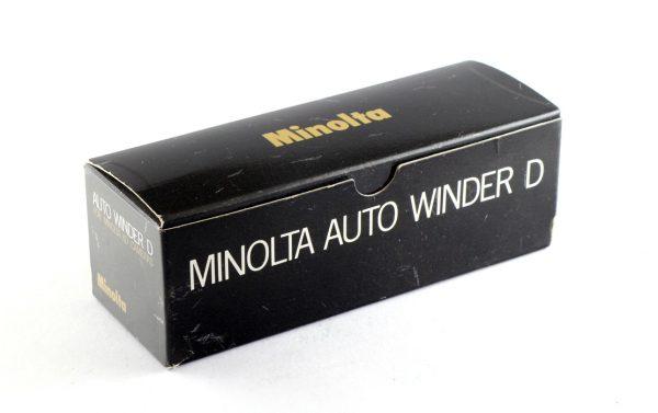 Minolta Auto Winder D