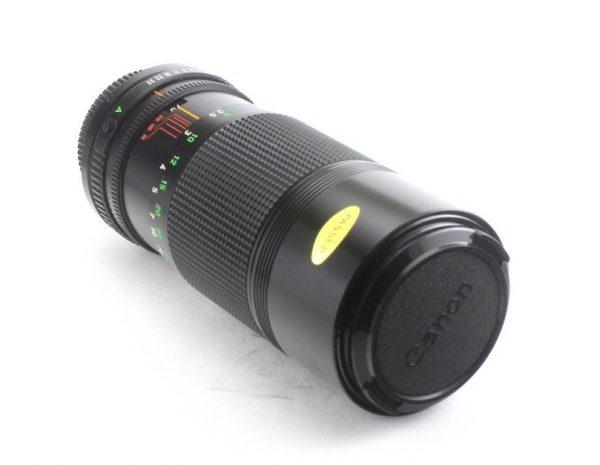 Canon FD 70-150mm f/4.5
