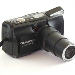 Olympus mju zoom 105 (black) - 1