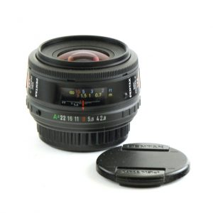 Pentax F 28mm f/2.8 AF - PK