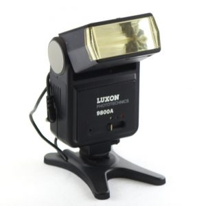 Luxon Phototehnic 9800a Flash