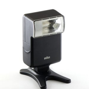 Braun Hobby 23B Flash