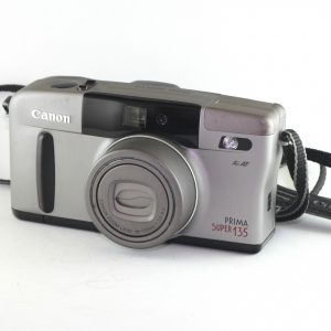 Canon Prima Super 135 Compact Film Camera