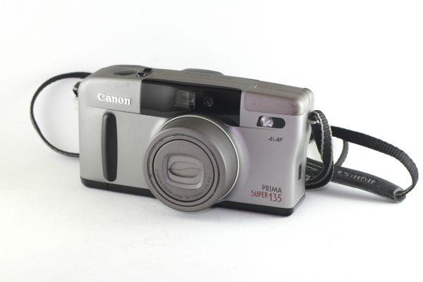 Canon Prima Super 135 Compact Film Camera