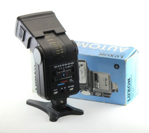 Luxon Phototehnic 124AZ Flash