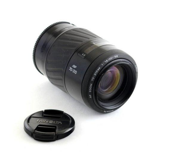 Minolta AF / Sony A 70-210mm f/4.5-5.6