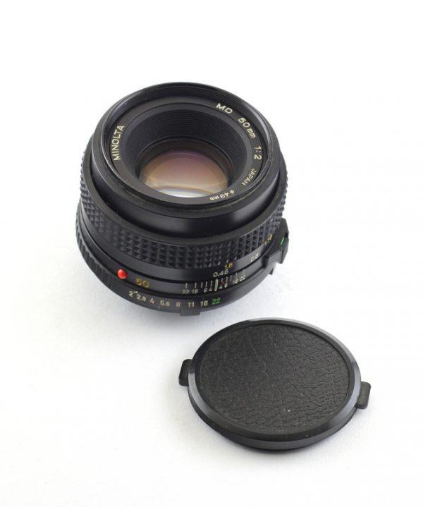 Minolta MD 50mm f/2,0