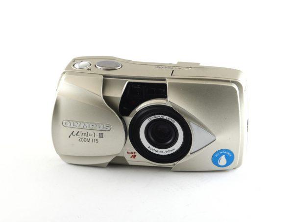 Olympus mju II Zoom 115